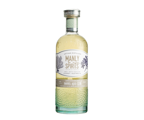 Manly Spirits Whisky Barrel Aged Gin 700ml