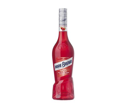 Marie Brizard Wild Strawberry Liqueur 700mL