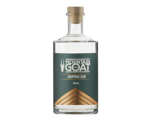 Mountain Goat Hopped Gin 700ml