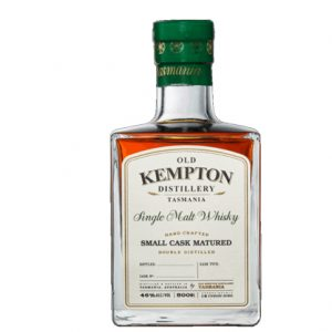 Old Kempton Tasmanian Small Cask Matured Whisky 500mL