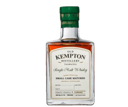 Old Kempton Tasmanian Small Cask Matured Whisky 500mL