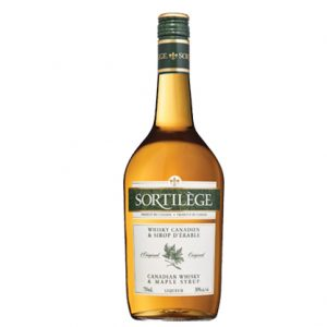 Sortilege Original Canadian Maple Whisky Liqueur 750mL