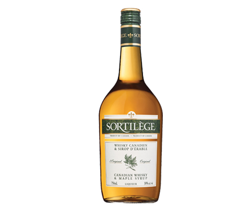Sortilege Original Canadian Maple Whisky Liqueur 750mL