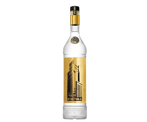 Stolichnaya Gold Vodka 700ml