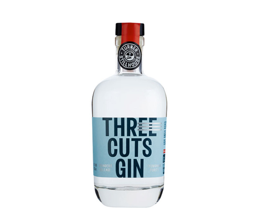 Turner Stillhouse Three Cuts Gin 700ml