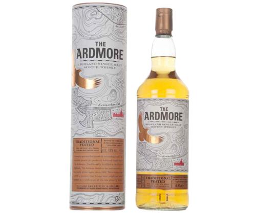 Ardmore Traditional Peated Single Malt Scotch Whisky 1000ml