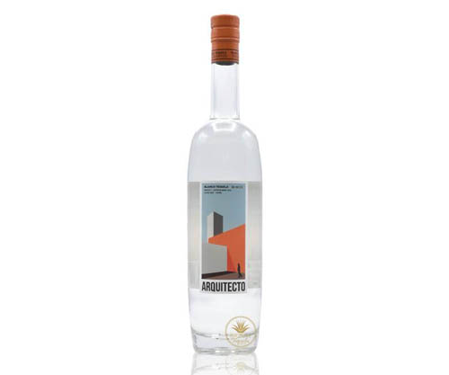Arquitecto Blanco Tequila 700mL