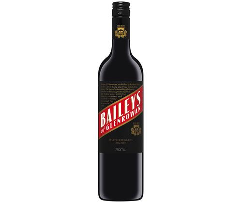 Baileys Rutherglen Durif 750mL