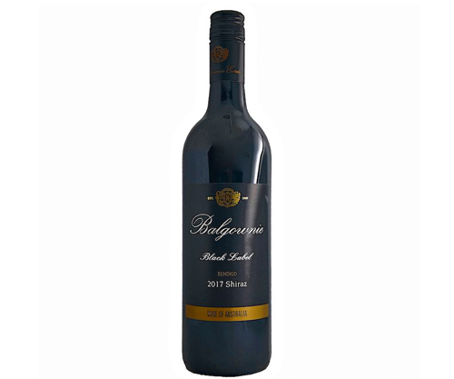 Balgownie Black Label Shiraz 750mL