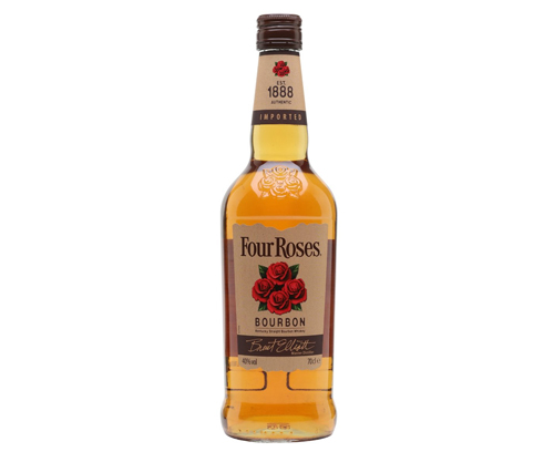 Four Roses Original Yellow Label Bourbon Whisky 1000ml