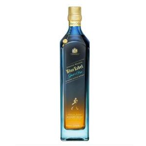 Johnnie Walker Blue Ghost & Rare Glenury Royal Blended Scotch Whisky 1L
