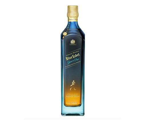 Johnnie Walker Blue Ghost & Rare Glenury Royal Blended Scotch Whisky 1L