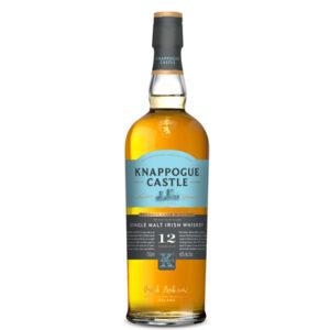 Knappogue Castle 12 Year Old Single Malt Irish Whiskey 750ml