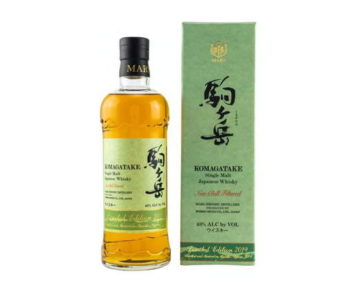 Mars Komagatake Single Malt Limited Edition 2019 700ml