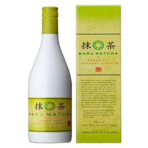 Maru Matcha Japanese Green Tea Liqueur 750ml