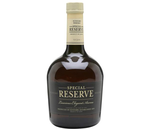 Suntory Special Reserve Blended Japanese Whisky 700ml