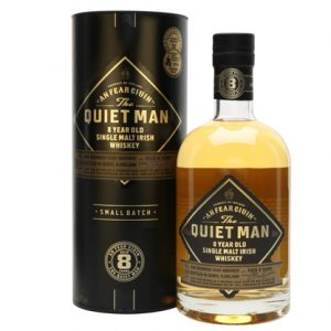 The Quiet Man 8 Year Old Single Malt Irish Whiskey 700ml