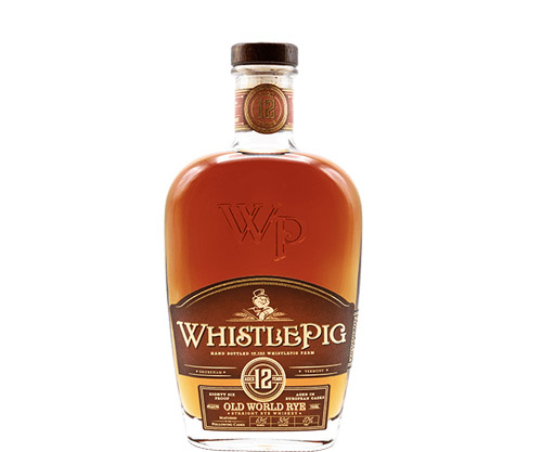 Whistle Pig  12 Year Old Whiskey 750ml