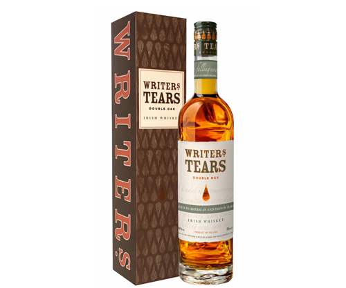 Writers Tears Double Oak Blended Irish Whiskey 700ml