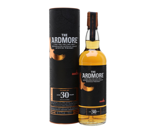 Ardmore 30 Year Old Single Malt Scotch Whisky 700ml
