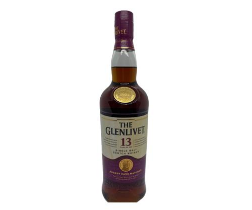 Glenlivet 13 Cask Strength Special Release 700ml