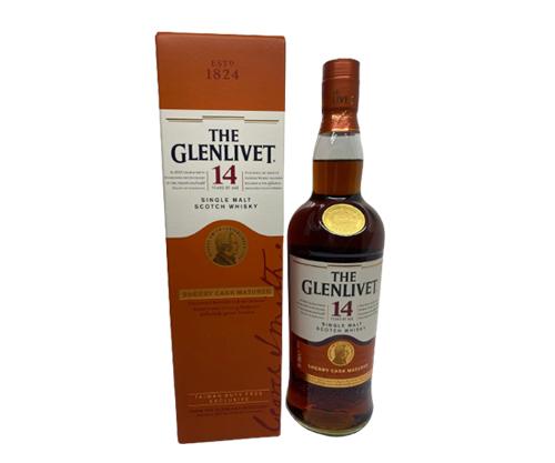 Glenlivet 14 Sherry Cask Special Release 700ml