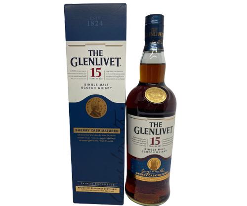 Glenlivet 15 Sherry Cask Special Release 700ml