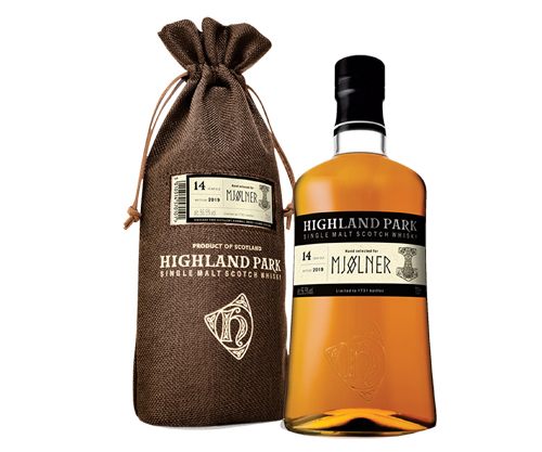 Highland Park Mjolner Single Malt Scotch Whisky 700mL