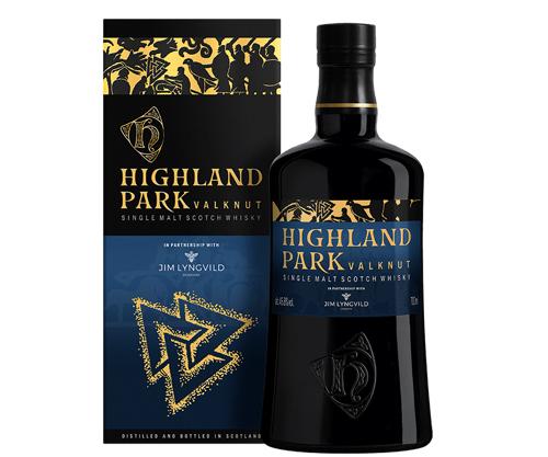 Highland Park Valknut Single Malt Scotch Whisky 700mL