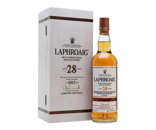 Laphroaig 28 Year Old Limited Edition Single Malt Scotch Whisky 700mL