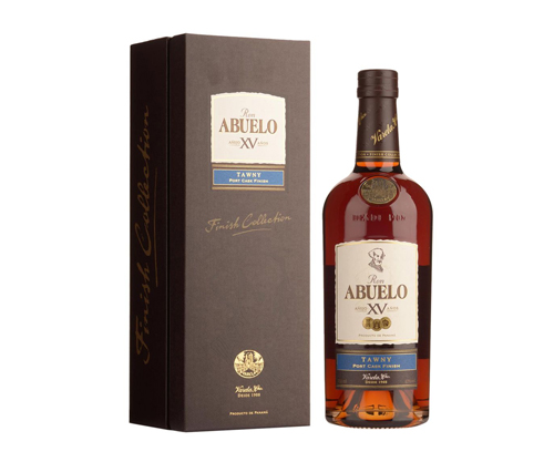 Ron Abuelo Tawny Cask Finish 15 Year Old Rum 700mL