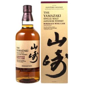 Suntory Yamazaki Bordeaux Wine Cask 2020 Edition 700ml