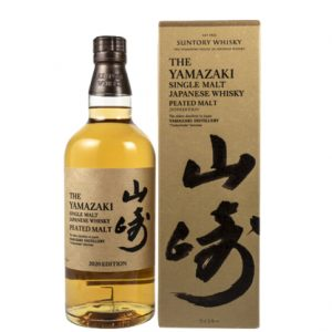Suntory Yamazaki Peated Malt 2020 Edition Japanese Single Malt Whisky 700ml