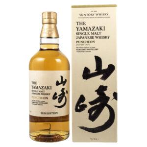 Suntory Yamazaki Puncheon 2020 Edition Japanese Single Malt Whisky 700ml