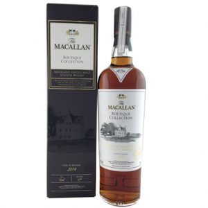 The Macallan Boutique Collection 2016 Single Malt Scotch Whisky 700ml
