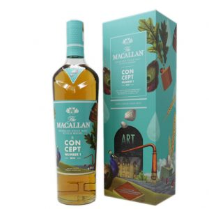 The Macallan Concept No 1 2018 release single malt whisky 700ml