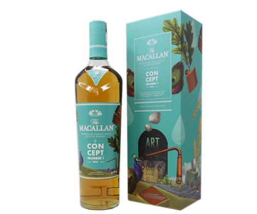 The Macallan Concept No 1 2018 release single malt whisky 700ml