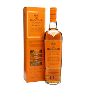 The Macallan Edition No. 2 Single Malt Scotch Whisky 700ml