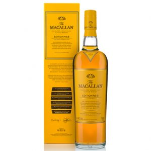 The Macallan Edition No. 3 Single Malt Scotch Whisky 700ml