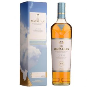 The Macallan Quest Single Malt Scotch Whisky 1000ml