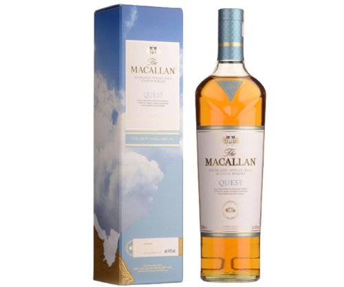 The Macallan Quest Single Malt Scotch Whisky 1000ml