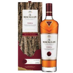 The Macallan Terra Single Malt Scotch Whisky 700ml
