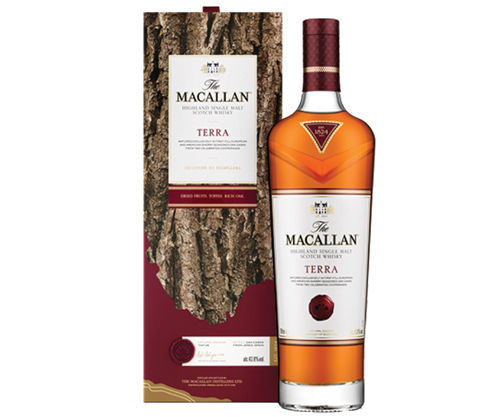 The Macallan Terra Single Malt Scotch Whisky 700ml