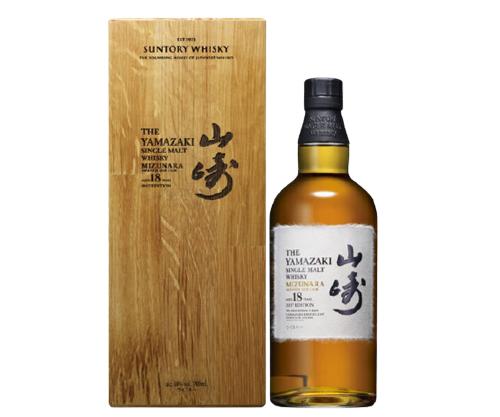 The Yamazaki Mizunara 18 Year Old (2017 Edition)