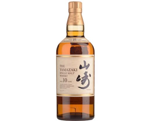 Yamazaki 10 Year Old Single Malt Japanese Whisky 700mL