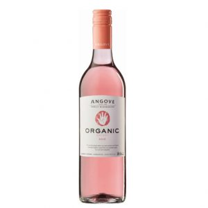 Angove Organic Rose 750mL