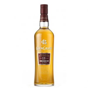 Glen Grant 15 Year Old Batch Strength Single Malt Scotch Whisky 1000ml
