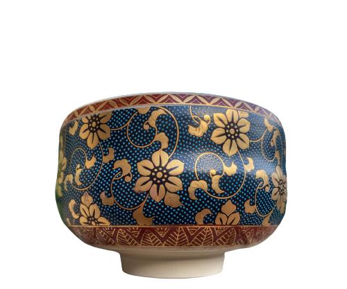Japanese Kutani Hand Painted Cup