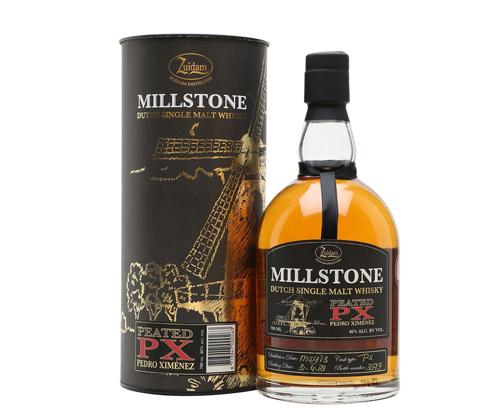 Millstone Single Malt Px Cask Lightly Peated 700mL