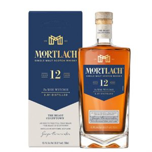 Mortlach 12 Yo Single Malt Scotch Whisky 700mL